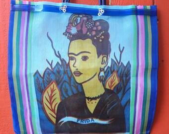 Frida Kahlo Reusable Tote