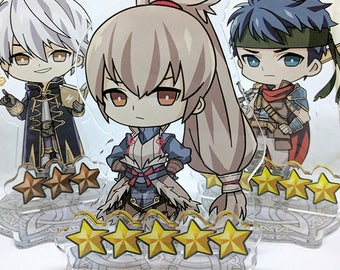 Fire Emblem 4' inch Acrylic Stands