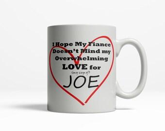 Getting Married Mug | Funny Engaged Mug | Engaged Mug Gift | Cute Engagement Mug | Valentines Day | Cute Engagement Gift | 11oz 15oz 401