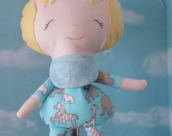 Baby Lucas Doll