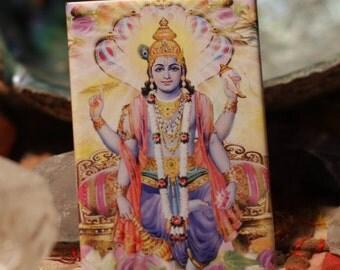 Lord Vishnu magnet