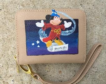 Sorcerer Mickey wallet