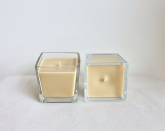 chai latte candle