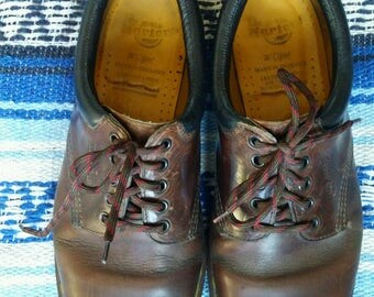 Doc Martens Size 10 - Some wear but can't go wrong with these - Made in England goodness