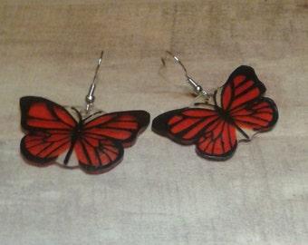 Follow the Monarch Earrings