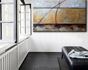 Abstract paintings, Contemporary Art, Heavy Texture, Original Acrylic Painting, Art Painting, Large Painting Art, Texture knife, Large Art