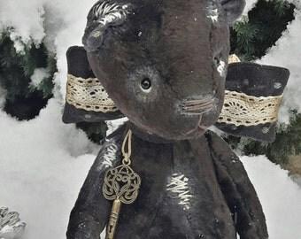 Artist Teddy Bear. Teddy Bear.Bear.Copyright Teddy.Vintage Bear.Artist Teddy bear.Retro Bear.Teddy.