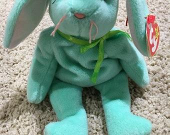 "Ty ""Hippity"" Beanie Baby Bunny"
