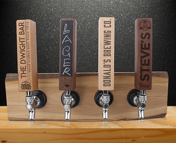 Beer Tap Handle Custom Tap Handles Unique Gift For Beer