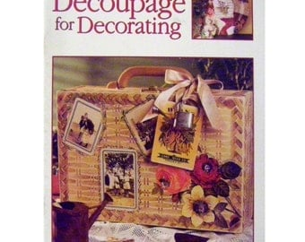 Decoupage for Decorating