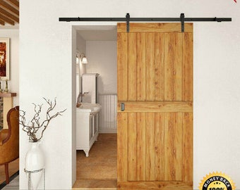2day shipping free sale 8 foot sliding barn door hardware kit