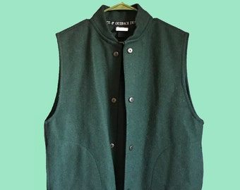 1990s Outback Trading Company Vest