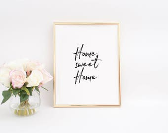 Home Sweet Home Wall Art home sweet dorm | etsy