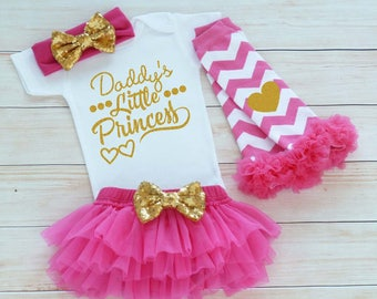 Little Princess Bodysuit, Baby Girl Outfit, Coming Home Baby Girl Outfit, Baby Coming Home Shirt, Baby Shower Gift, Little Princess Shirt,