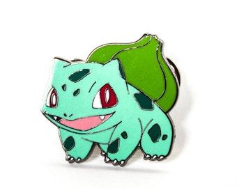 Bulbasaur Lapel Pin