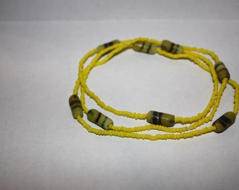 sunshine wrap bracelet or necklace
