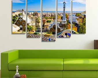 Barcelona Print, Spain, City Photography, Wall Hanging Décor, Photography Prints, City Prints, Home Wall Décor, Home Wall Art, Home Décor