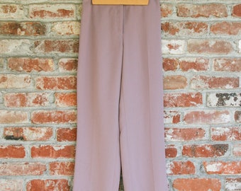 NEW Vintage Lavender Cropped Trousers