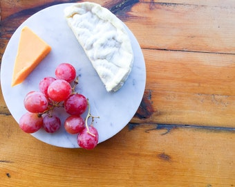 """Cheese & Charcuterie Cold Plate – 7"""""""