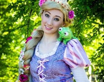 Rapunzel Style Cosplay Wig