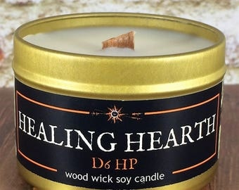 """HEALING HEARTH Candle 