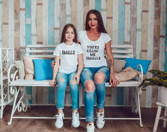 Matching Mother Daughter Outfits/ Mom and Baby Matching/ Mommy and Me Outfits/ Mother Daughter Shirts/ Matching Outfits/Woman's Gift