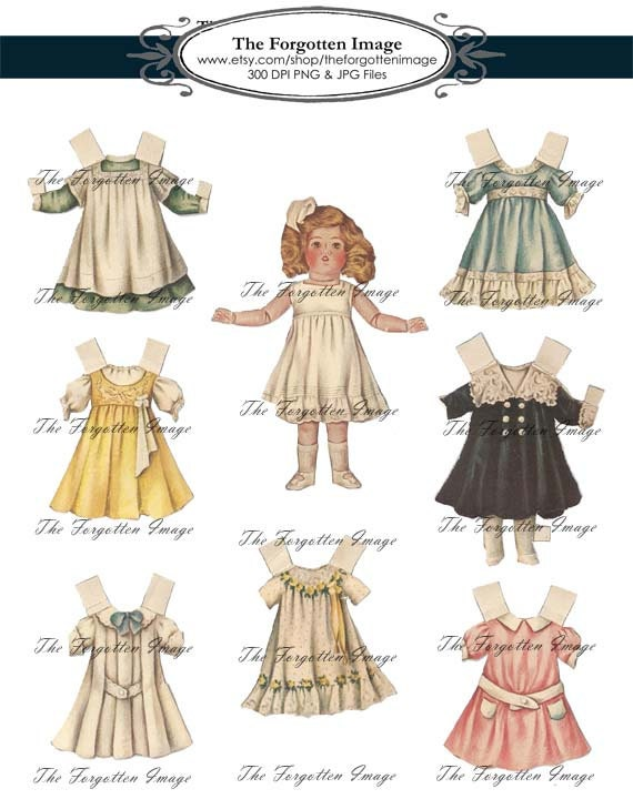"Newspaper Mail Order Doll Pattern for Barbie teen Dolls 11 1//2/"" 4948"