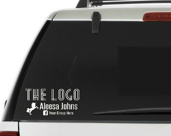 Car Decal,personalized decal, consultant Car Sticker