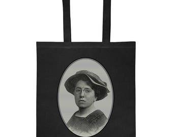Emma Goldman Tote Bag