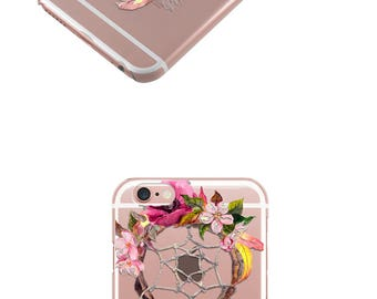 Colored Dream Catcher  iPhone 7 Case, iPhone 6 Case , iPhone Cases, Samsung Cases, Galaxy S7 Case, Galaxy S7 Edge, Cell Phone - 117