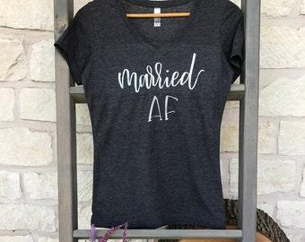 Married AF T-Shirt
