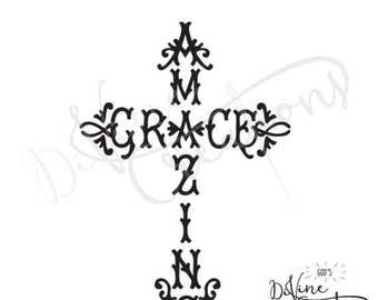Amazing Grace Art Etsy