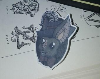 Blackberry Bat