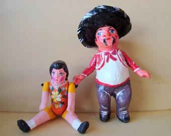 mexican folk art paper mache