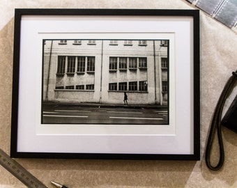 Lyon [01] — original photography — handmade analog print —