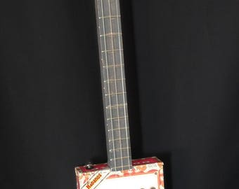 Cigar Box Guitar 'Bolivar'