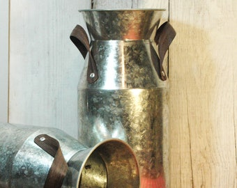 Iron Milk Can, Vintage Milk Can, Vintage Farmhouse kitchen,Farmhouse kitchen,Kitchen decor,Farmhouse decor, Tall milk can, Fixer Upper