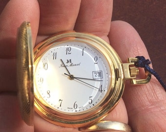 Jean Marcel Pocket watch Swiss Made