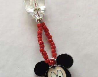 Micky mouse necklace
