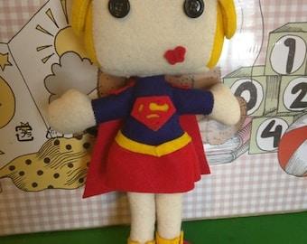 Supergirl Plushie