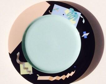 Swid Powell Planar set of 6 plates-RARE