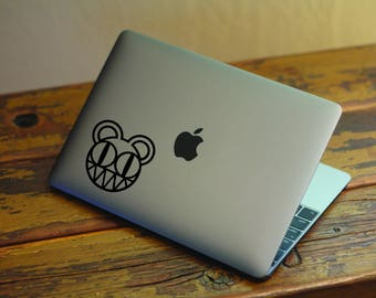 Radiohead Sticker - Radiohead Decal - MacBook Stickers - Car Decals
