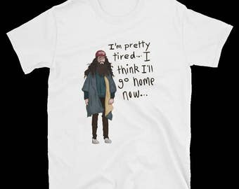 Forrest Gump Shirt- I'm Pretty Tired Now