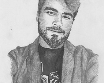 Rob Dyke Realism Drawing