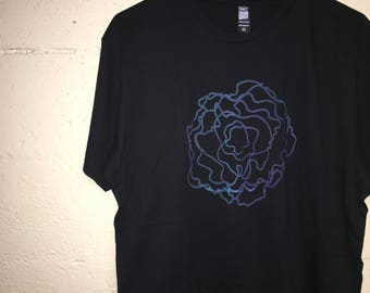 Black FLUX T-shirt