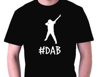 DAB dance T-Shirt #DAB street art dabbing