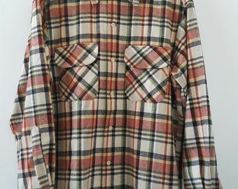 DEADSTOCK vintage men's Pendleton Board Shirt