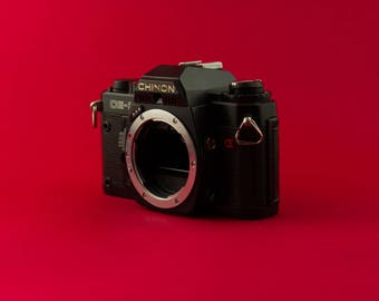 Chinon CE -5 / 1981 Vintage Camera Body