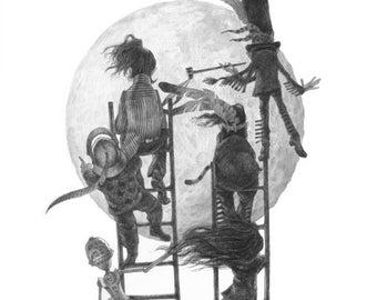 THE WEIRD CHILDREN, Steampunk, Steampunk story, Geek pride, Children's psychology, Steampunk children, Children books, Peculiar kids