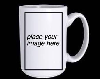 Personalized 15oz. Mug